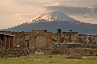 Mt. Vesuvious