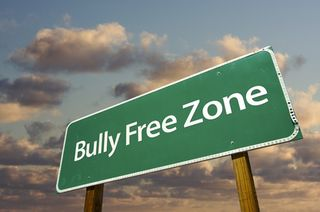 Bully Free Zone Sign 1 Fotolia_20984419_XS